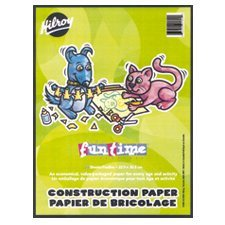 """Funtime"" construction paper"
