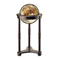 """Globe terrestre """"Lancaster"""" français, antique"""