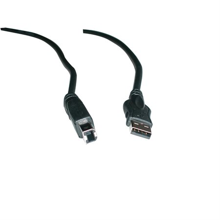 Câble USB série A / B