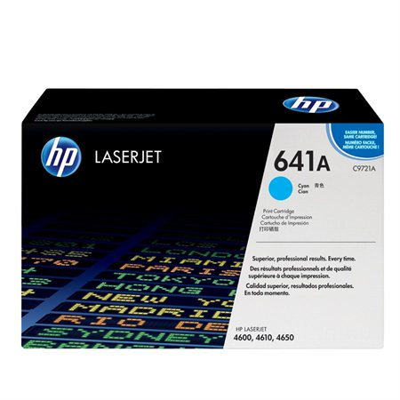 641A Toner Cartridge