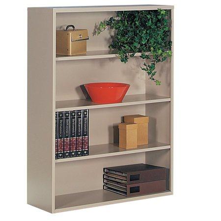 Bibliothèque Fileworks® Hauteur de 48 po. 3 tablettes. nevada
