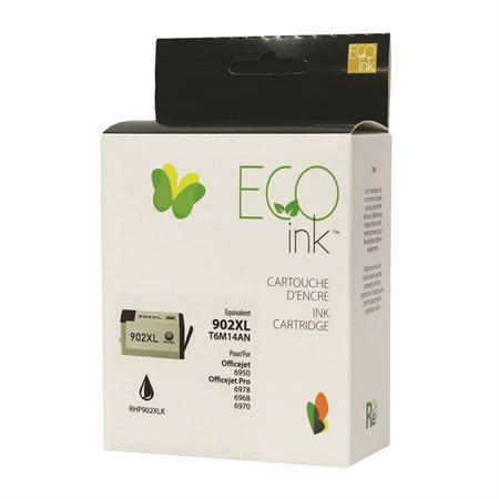 Remanufactured Inkjet Toner (Alternative to HP 902XL)