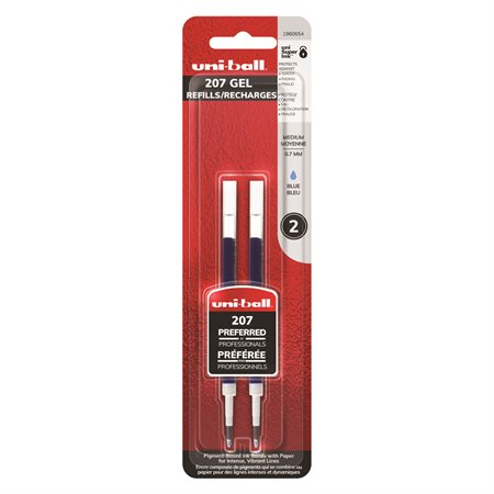 Refills for Super Ink Rolling Ballpoint Pen