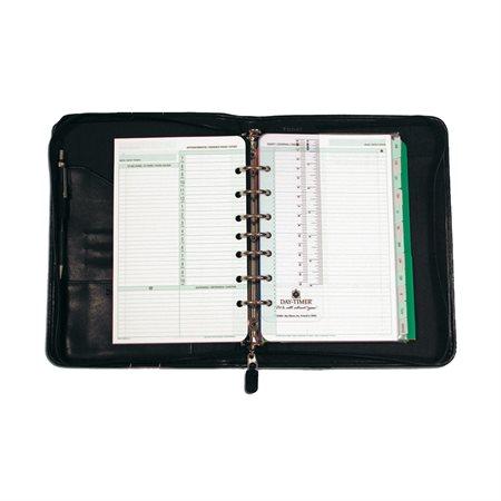 Planificateur Fresno Format portatif, 3-3 / 4 x 6-3 / 4 po.