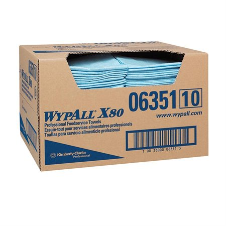 WypAll® X80 Towels