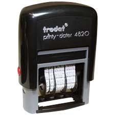 Dateur à encrage automatique Printy Dater 4820