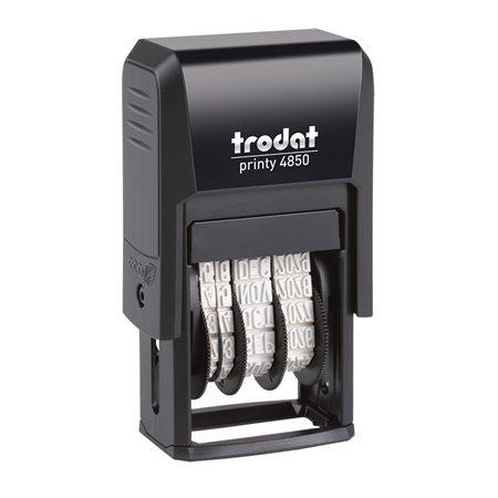 Dateur de poche à encrage automatiquePrinty Dater 4850L