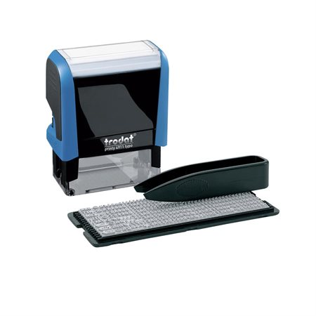 Typomatic DIY Self-Inking Stamp