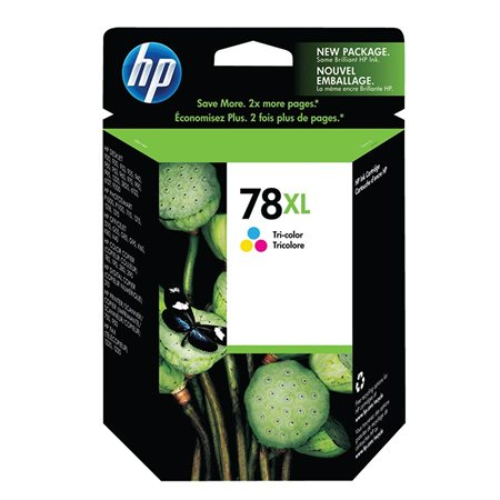 HP 78 XL High Yield Ink Jet Cartridge