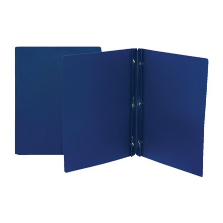 Duo tangs plastifiés (bleu)