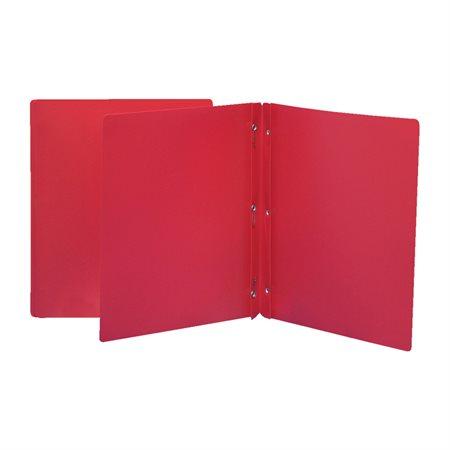 Duo tangs plastifiés (rouge)