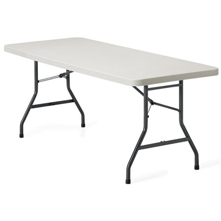 Table pliante Rectangulaire 30 x 60""