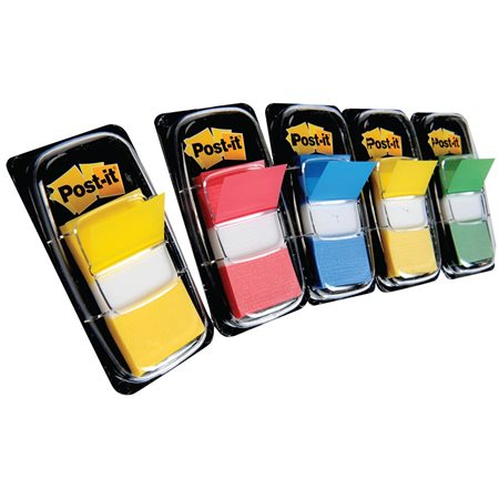 Post-it® Flags Value Pack