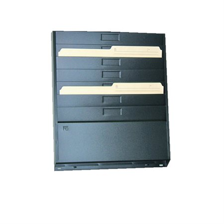 "Wall Files Legal size, 5 / 8"" capacity, 16-1 / 4 x 2-1 / 4 x 19-1 / 2""H."
