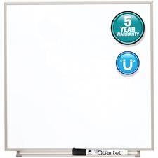Tableau blanc effaçable à sec magnétique Matrix® 16 x 16 po