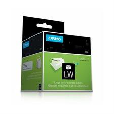 """Étiquettes d'adresse pour imprimantes LabelWriter® 1-4/10 x 3-1/2"""" (2 roul.de 260)"""