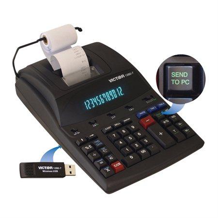 Calculatrice à imprimante 1280-7