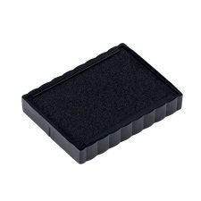 Printy Dater 4750 Replacement Pad stamp. black