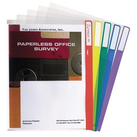 Clear File Folder