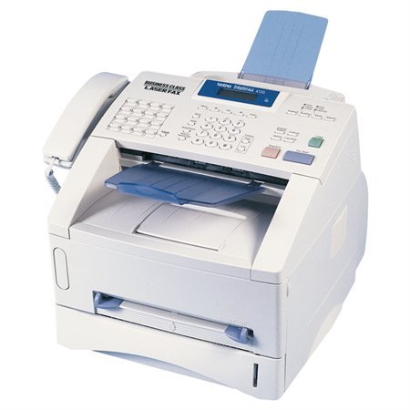 IntelliFAX-4100e Laser Multifunction Fax Machine