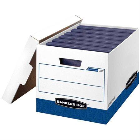 Boîte d'entreposage Bankers Box® Binderbox™