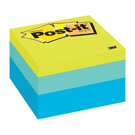 POST-IT 3X3 CUBE BONBON
