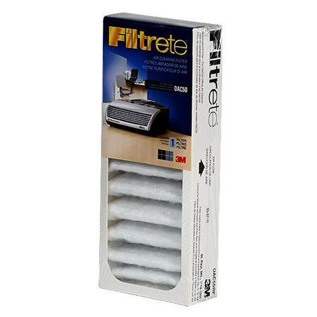 Filtre de rechange pour purificateur d'air Filtrete™ pour OAC50, jusqu'à 50 pi ca.