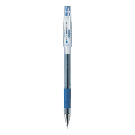 Stylo à bille roulante Begreen® G-Tec-C4 Grip À l'unité bleu