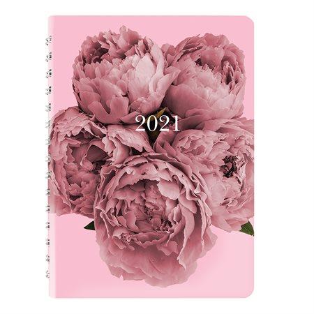 Pink Ribbon Daily Diary (2021)