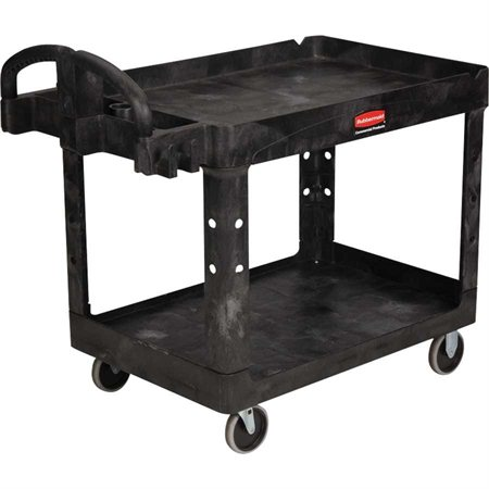 Mobile Utility Cart with Handle