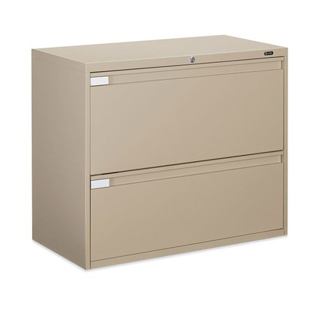 Fileworks® 9300 Plus Lateral Filing Cabinets 2 drawers beige