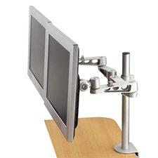 Support pour moniteurs à écran plat