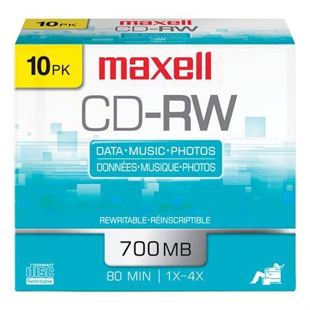CD-Rom réinscriptible 1-4x