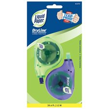 Dryline® Correction Tape Package of 2