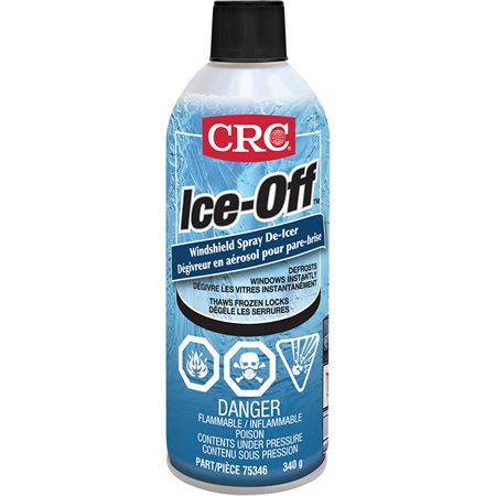 Ice-Off ™ Windshield Spray De-Icer