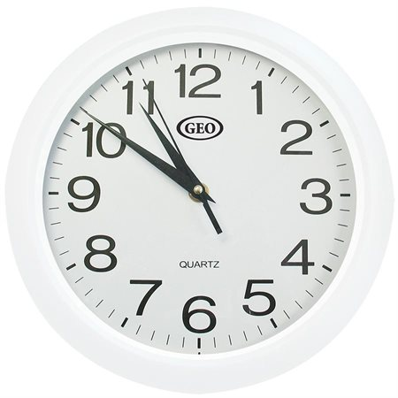 Wall Clock white