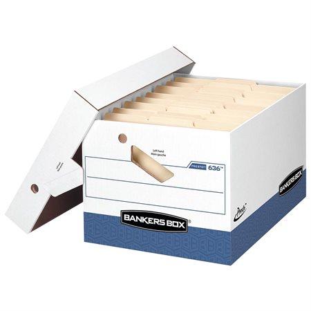 """Boîte d'entreposage Presto™ Format lettre / légal - 12 x 15 x 10""""H"""