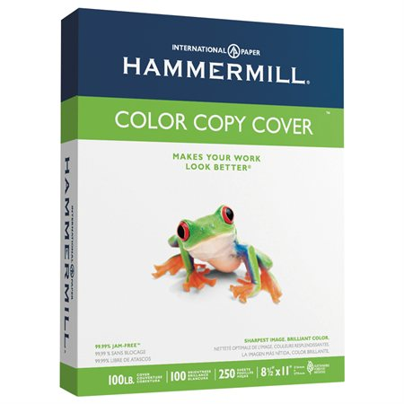 Hammermill  Color Copy Cover 100 lb lettre