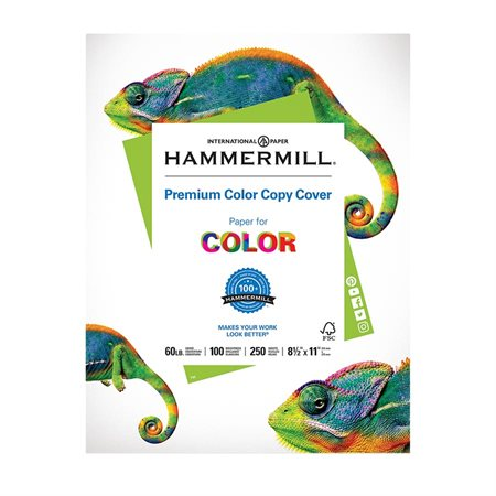 Hammermill  Color Copy Cover 60 lb tabloïd