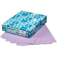 """Papier de couleur à usages multiples EarthChoice® Formal légal - 8-1/2 x 14"""" orchidée"""