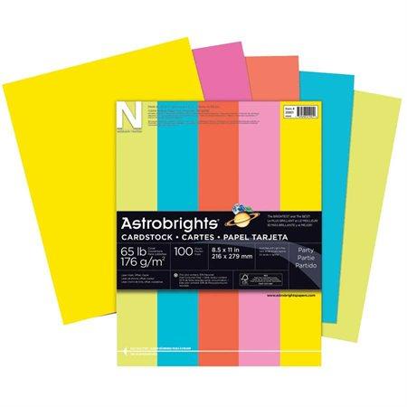Cartes Astrobrights®