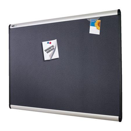 Tableau d'affichage magnétique Prestige Plus® 72 x 48 po