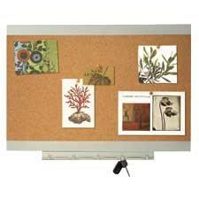 Tableau Envi™ Tableau d'affichage en liège 23 x 17 po
