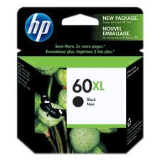 HP 60XL High Yeild Ink Jet Cartridge