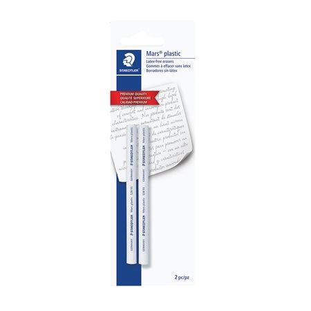 Mars Plastic Eraser Refills Pack of 2