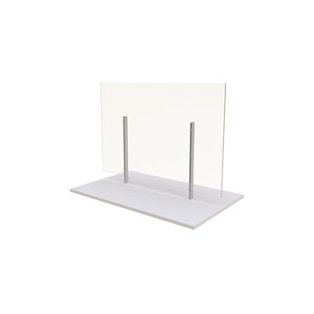 Écran de protection Sneeze Guard 36 x 48 po