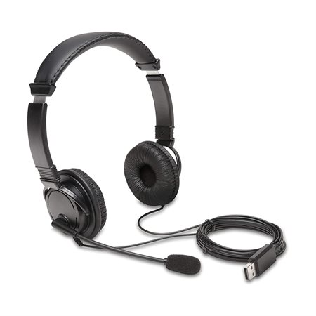 Kensington® Hi-Fi Headset with Microphone