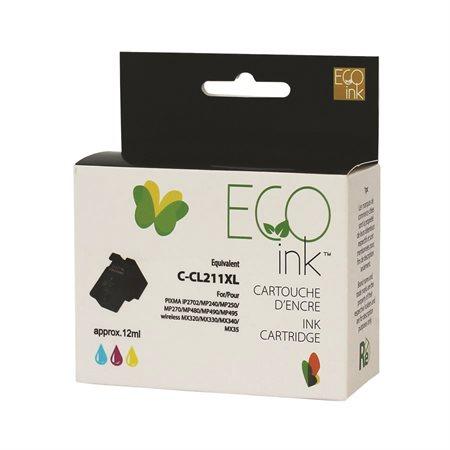 Remanufactured Ink-Jet EcoInk Cartridge