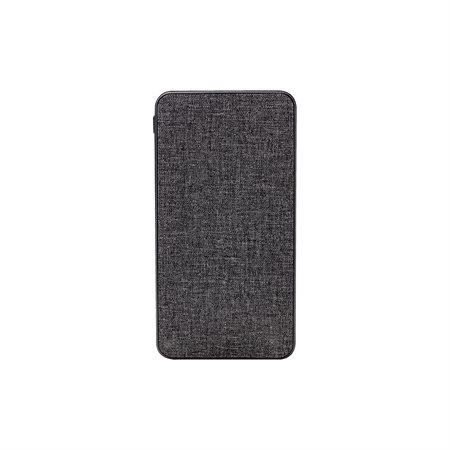 Batterie portable textile