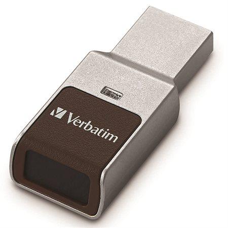 Clé USB sécurisé par empreinte digitale